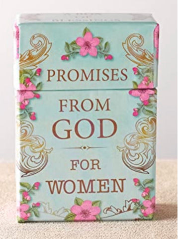 Promises from God Christian baptism gifts