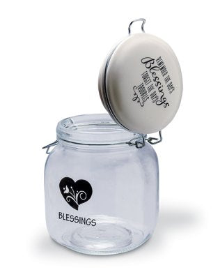 #3 Blessings Jar House Blessing Gifts Ideas (Christian Themed)