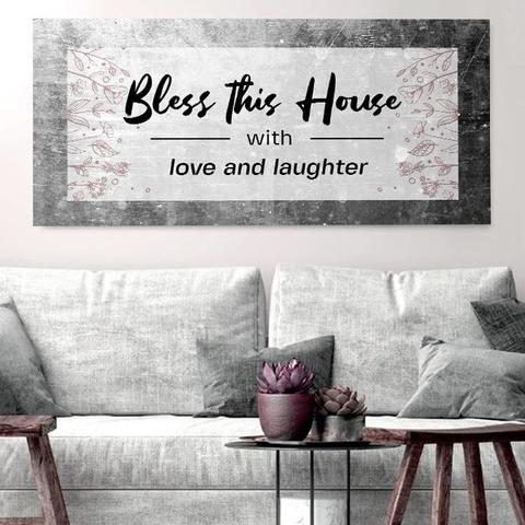 #3 bless this house art inexpensive christian gifts for women