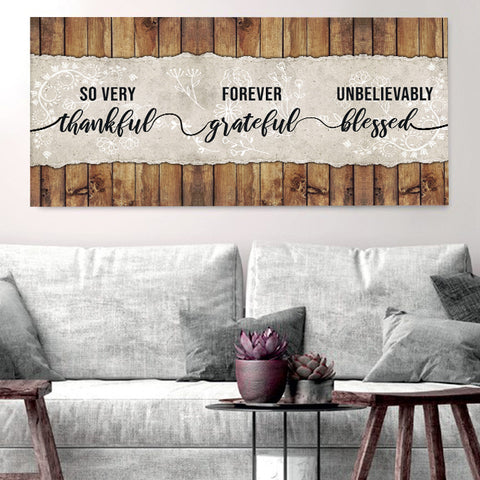 christian signs for living room