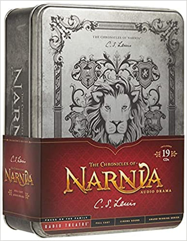 #4 chronciles of narnia audiobook Christian Easter Gifts for Kids