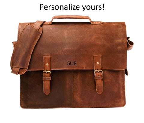 #4 leather bible verse briefcase christian christmas gift ideas for husband