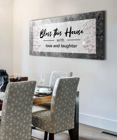 christian signs for dining room
