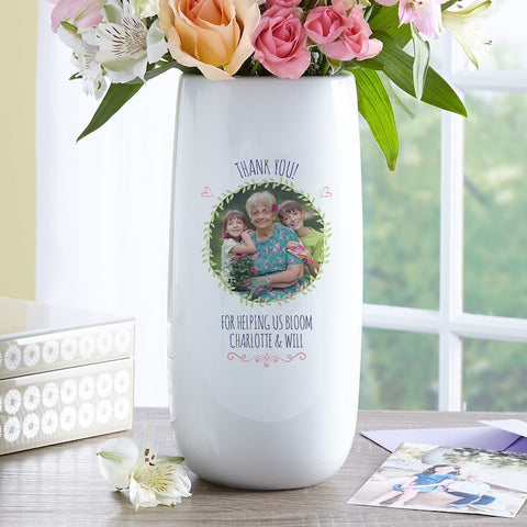 #6 love blooms photo vase christian gifts for mom