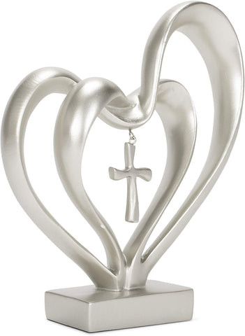 #7 Tabletopper Christian 25th Wedding Anniversary Gifts