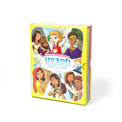 #7 bible belles heard series Christian gifts for young girls