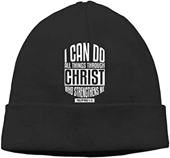 #7 philippians 4 13 hat christian gifts for guys male teenagers