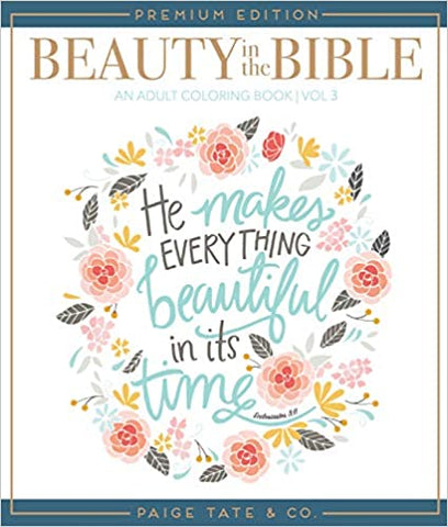 #8 Bible colour book christian back-to-school gifts
