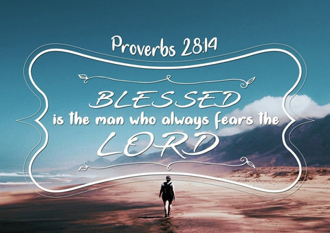 Proverbs 28 14 best gifts for christian friends