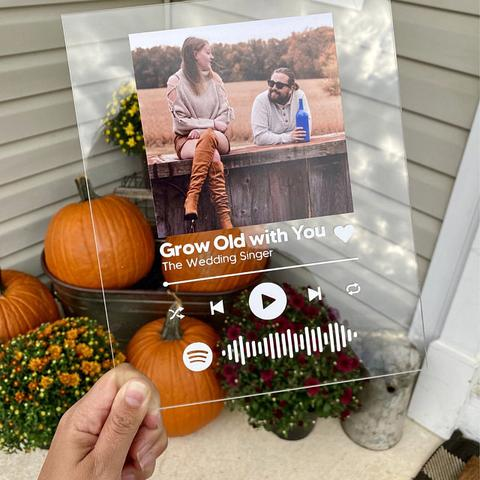 #9 personalized photo and song christian christmas gift ideas for husband