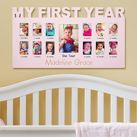 #9 photo frame  Christian personalized baby gifts