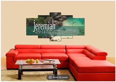 Jeremiah 29 11 Christian marriage gift