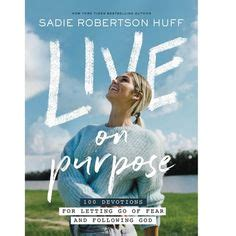 live on purpose devotion christian gifts for teenage girls