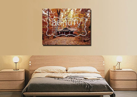 1 Peter 3:4 Canvas Wall Art Print