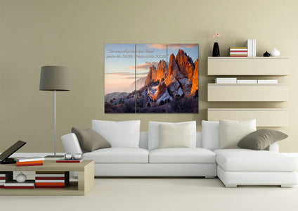 Let Everything Praise the Lord - Psalm 150:6 Wall Art