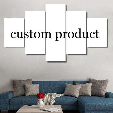 Custom Christian Canvas Art