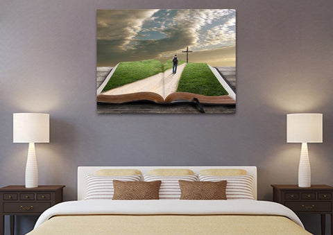 Image of Road to Salvation #11 Wall Art