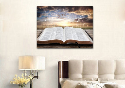 Starry Bible #19 Wall Art