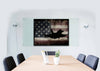 Image of US Airforce Fighter Jet Airplane with American Flag Canvas Wall Art Painting office