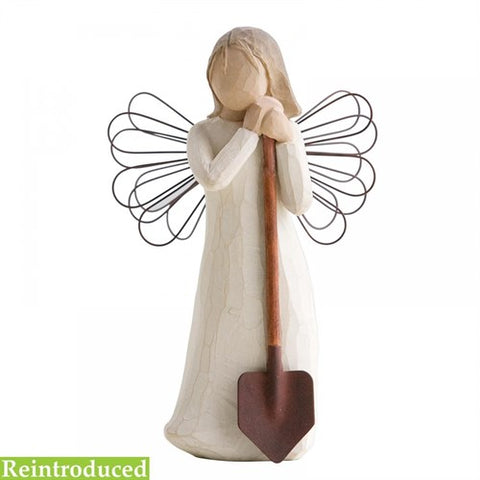 Angel of the Garden - Willow Tree
