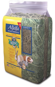 AK Alfalfa Hay, Alfalfa King, The Fluffy Hut