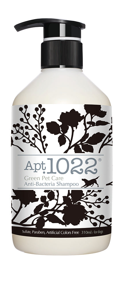 APT.1022 Anti Bacterial Shampoo, APT.1022 Dog Shampoo Singapore, APT.1022 Singapore, The Fluffy Hut.