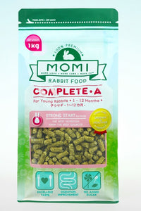 Momi Singapore, Momi Rabbit Pellets, The Fluffy Hut