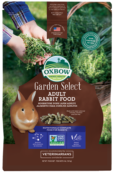 Oxbow Pellets, Oxbow Singapore, Oxbow Garden Select Singapore, The Fluffy Hut