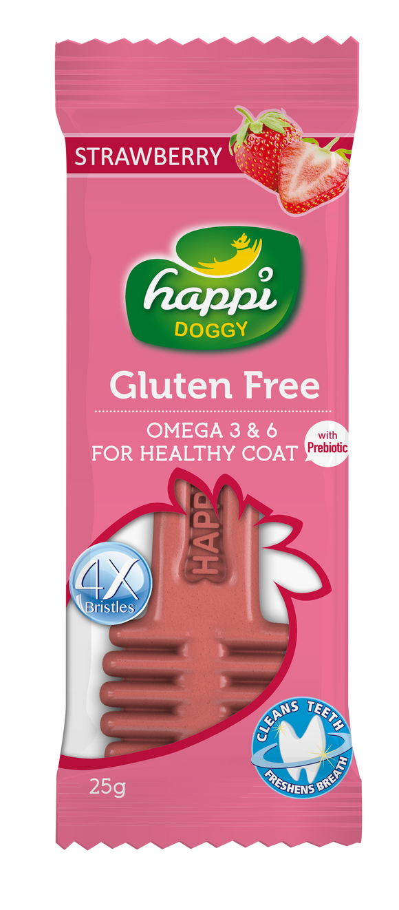 Happi Doggy Singapore, Happi Doggy Dental Chew Singapore, The Fluffy Hut