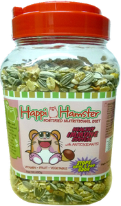 Happi Hamster Singapore, Happi Hamster food Singapore, The Fluffy Hut