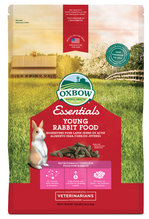 Oxbow Young Rabbit - Pellets