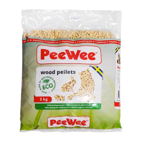 Peewee wood pellets Singapore, Peewee Cat Singapore, The Fluffy Hut