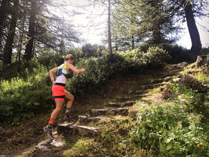 Things I have learnt: Elite ultrarunner Sophie Grant shares her top fuelling tips