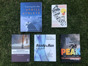 SUMMER READING TO INSPIRE ENDURANCE ATHLETES