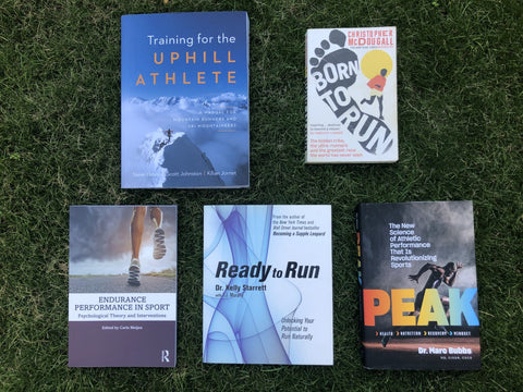 Summer Reading books for endurance athletes