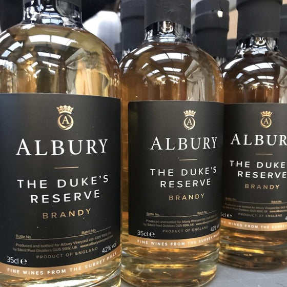 The Duke's Reserve Brandy