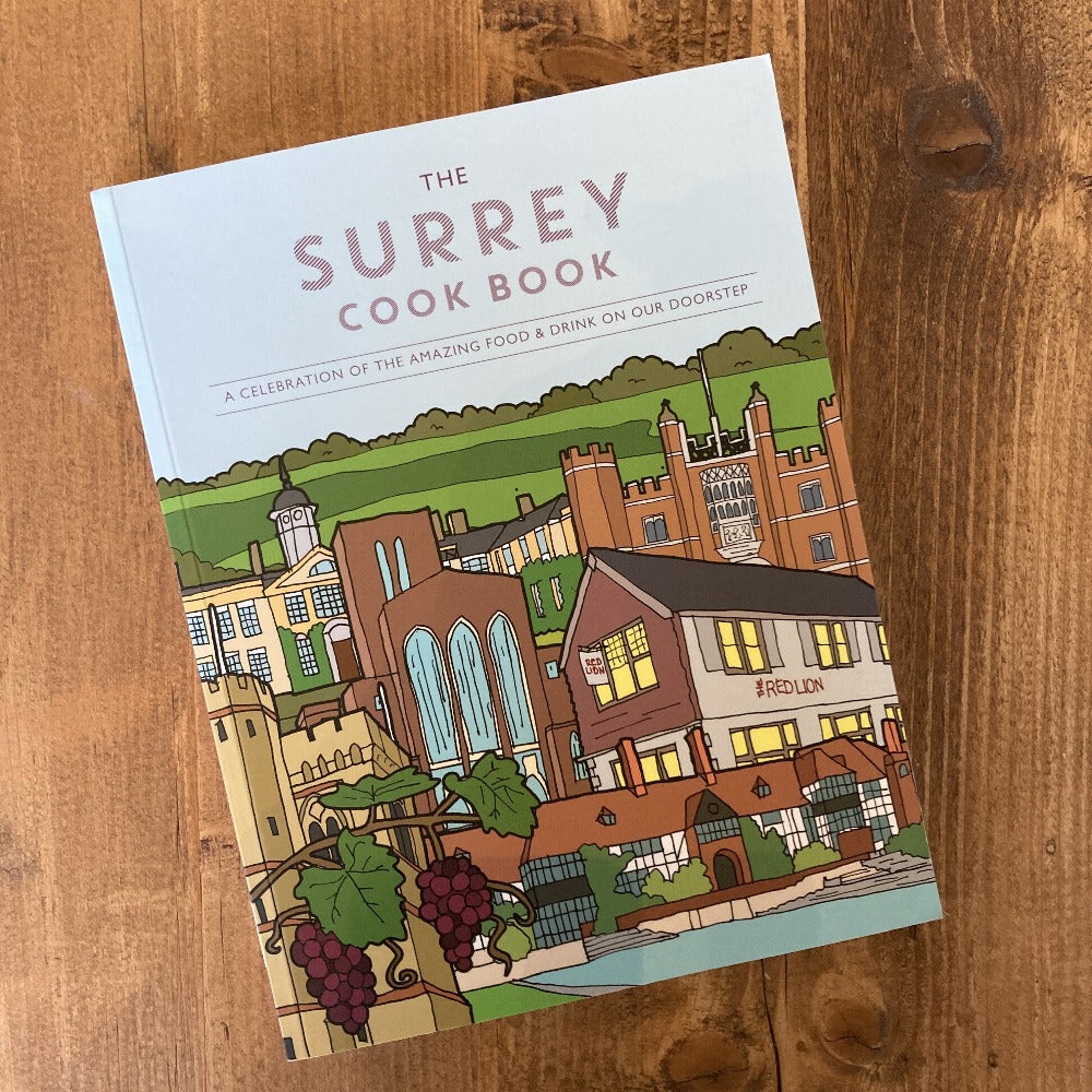 The Surrey Cook Book