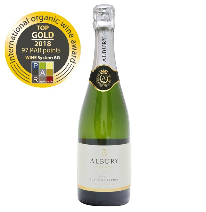Albury Estate Blanc de Blancs 2016
