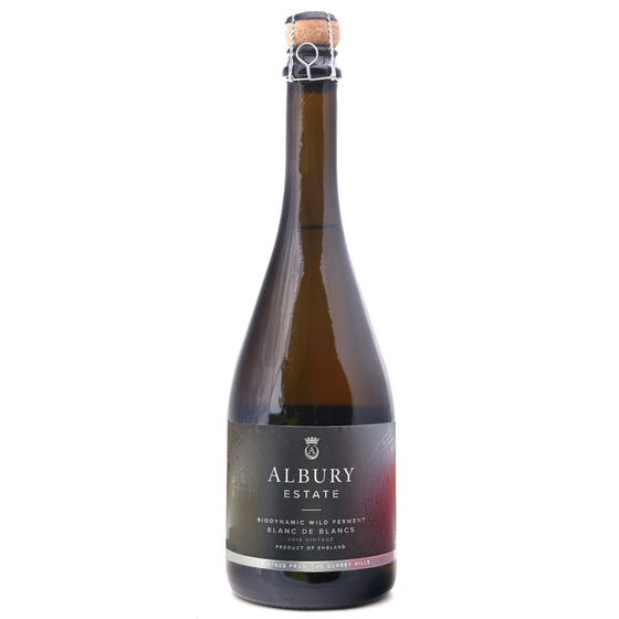 Albury Estate Biodynamic Wild Ferment 2015