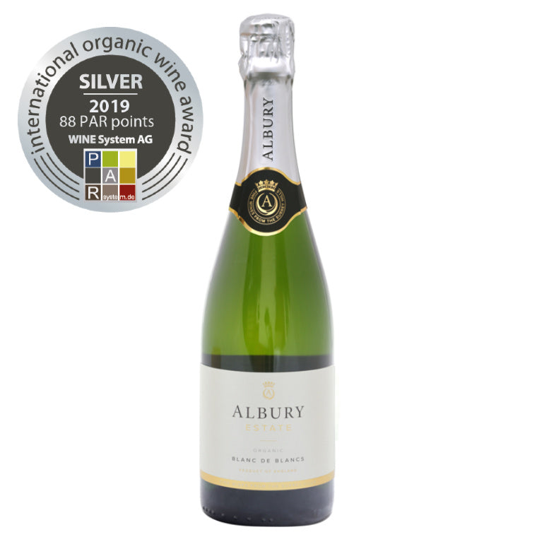 Albury Estate Blanc de Blancs 2017