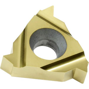 16NR 1.25 ISO P30C Internal Metric Threading Insert - General Use - Precision Engineering Tools EW Equipment