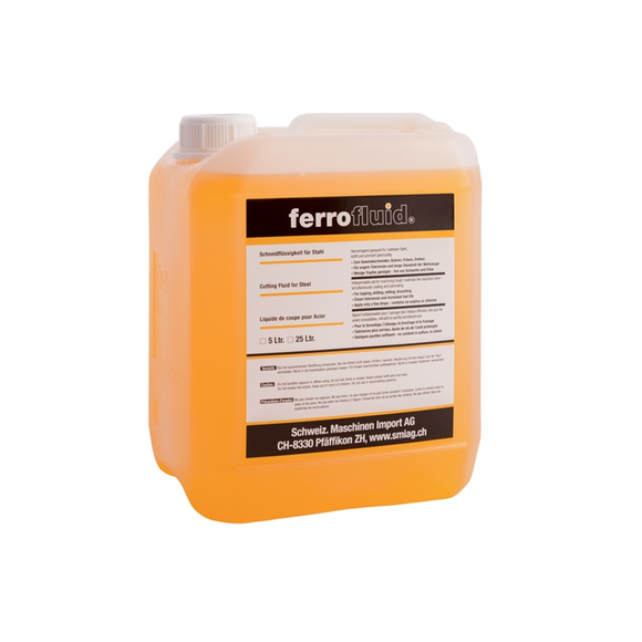 Tapmatic Ferrofluid 5L - Cutting fluid for Steel - EW Equipment Engineering Tools