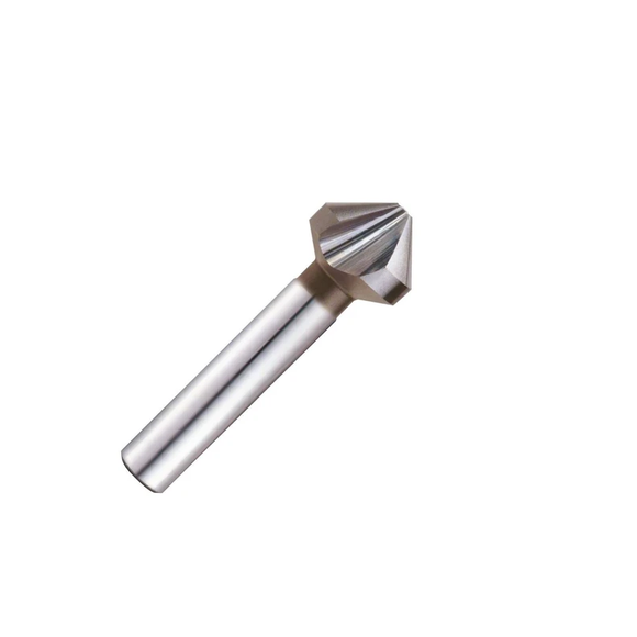 12.4mm -  90degree HSS Co8 Cobalt Countersink - Europa Tool 7023021240 - Precision Engineering Tools EW Equipment