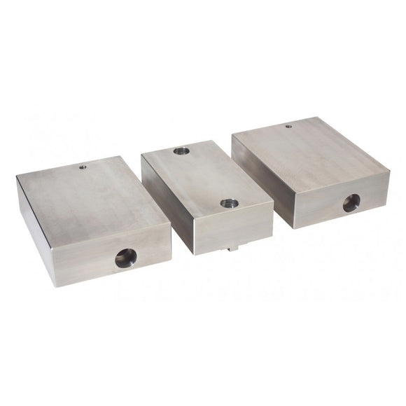 DSV-150 Steel Soft Jaw Set