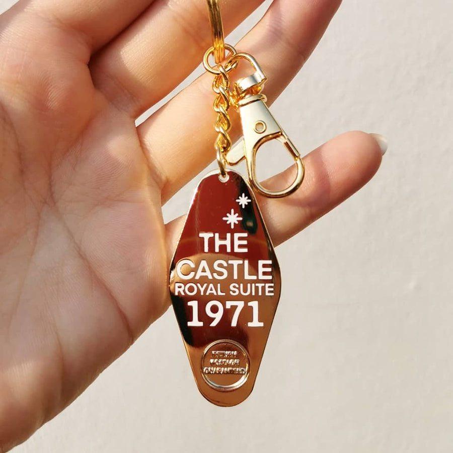 SECONDS Royal Suite Keychain