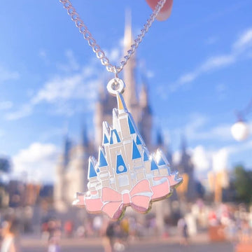 Floridian Castle Necklace