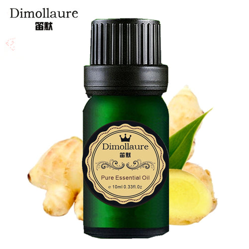 Dimollaure Pure Ginger Essential Oil 10ml
