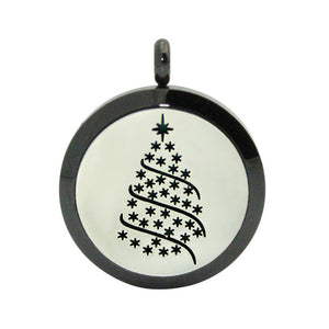 Gorgeous Christmas Aromatherapy Locket