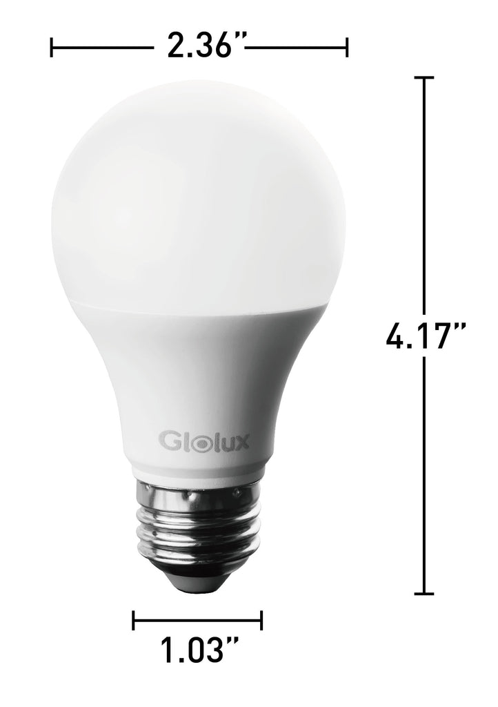 75 Watt Equivalent Led Light Bulbs Daylight Glolux Us