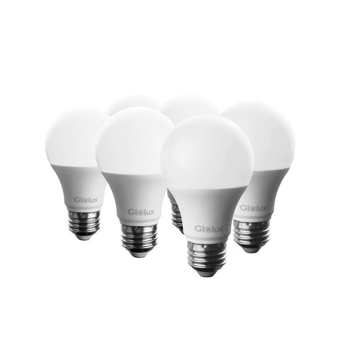 Dimmable LED Light Bulb, 60 Watt Equivalent, Watt Pack of 6